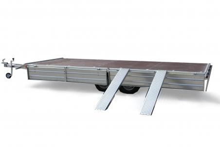 Прицеп длиннобазный ЛАВ-81013F кузов 5105 х 2360